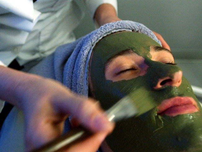 Desperate Times Call for Cheap Facials