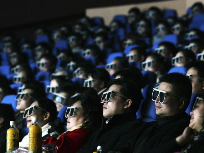 """Fake"" IMAX Coming to Stonebriar Center"