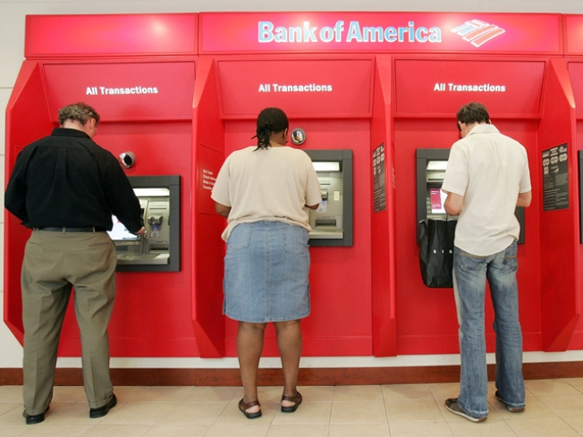 Bank of America Cuts Itself Out of Account
