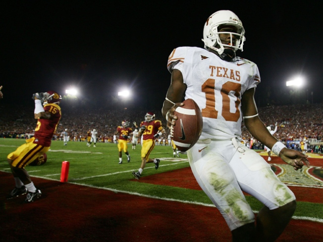 Brown Wants Bush's Heisman to Go to Young