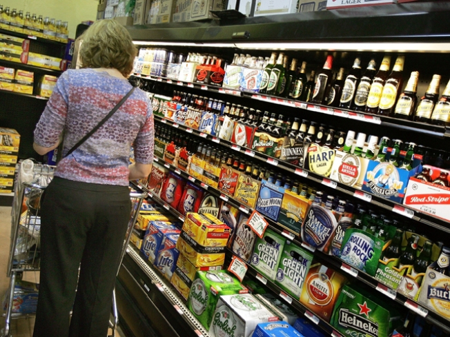 Beer, Wine Appearing on Dallas Shelves