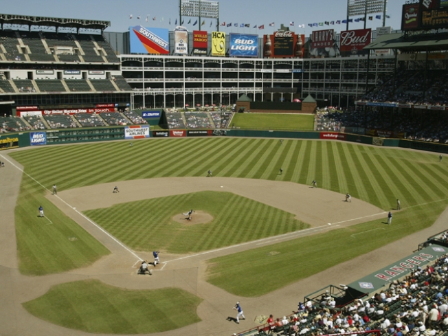 Rangers Ballpark Land Sale Terminated