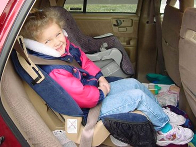 Texas Boosts Age for Car Seats