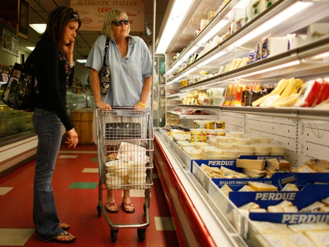 Grocery Prices Continue to Drop