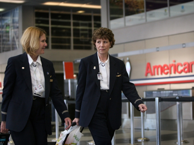 Strike Talk as AA Labor Negotiations Resume