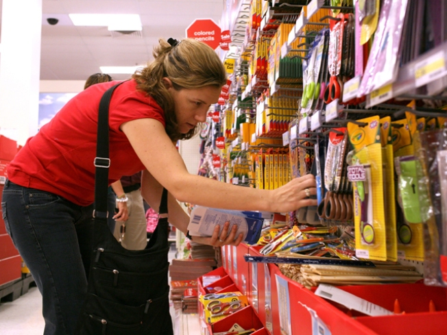 Moms Tighten Back-to-School Shopping Purse Strings