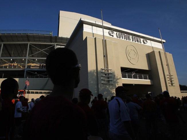 NCAA Approves Dallas Football Classic