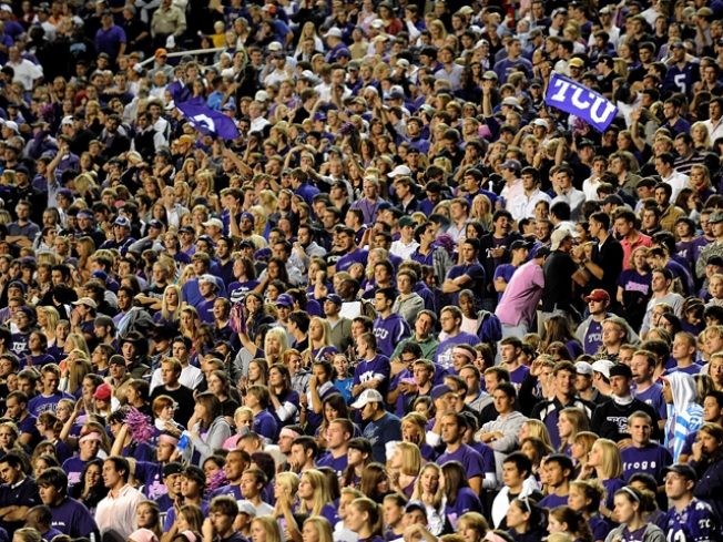 TCU Also Finds Success on the Admissions Field