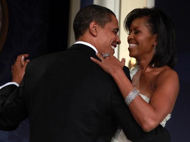 Cutest Couple: Barack, Michelle Up for Kids' Choice Award