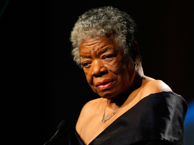 Maya Angelou Hospital Report False: Agent