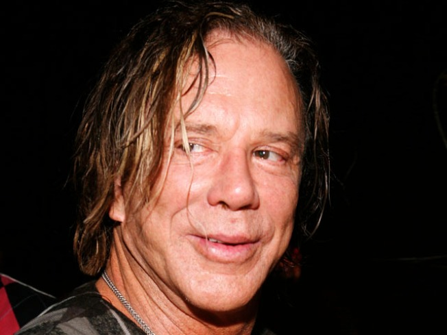 Mickey Rourke Reveals Details On Abusive Childhood & The Friends Who Saved Him