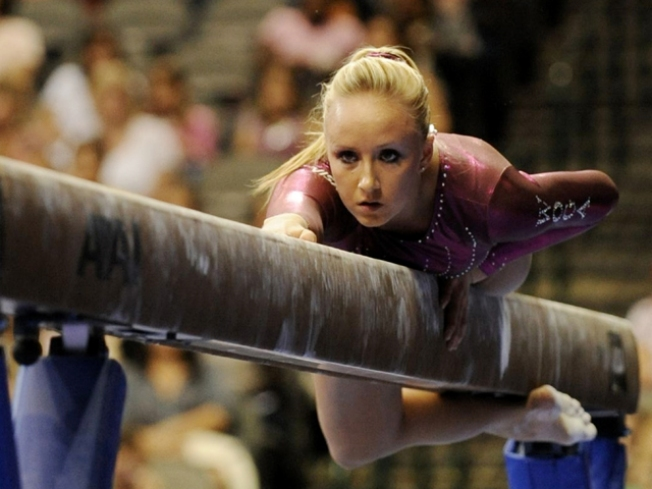 Nastia Passes on World Championships