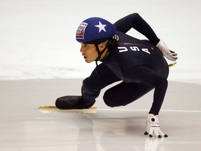 Ohno Fan's Olympic Dream Almost Sails Off