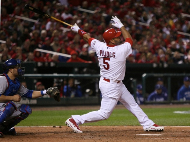 Pujols in Ranger Red? It's Not As Crazy As You'd Think