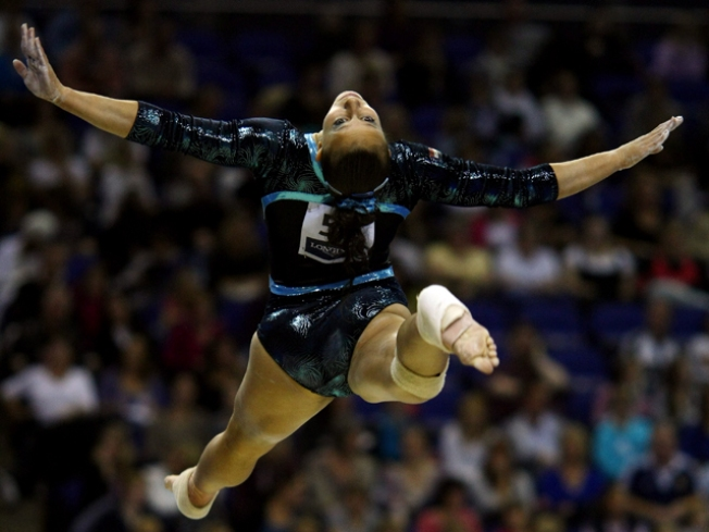WOGA's Ivana Hong Snags Bronze at Worlds