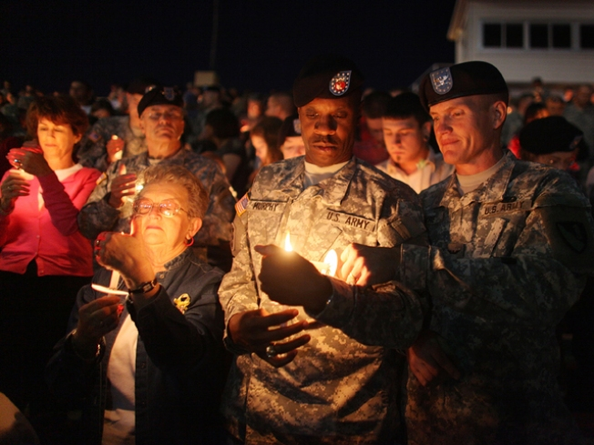 Remembering the Fallen at Fort Hood
