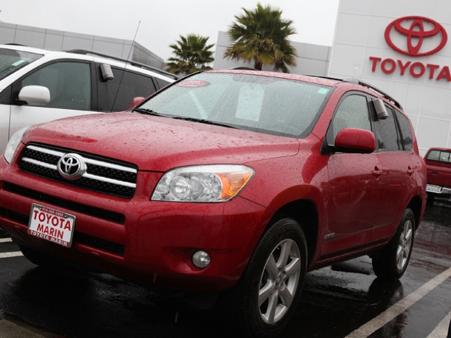 Toyota Recalls Millions of Cars Over Gas Pedal Problem