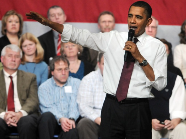 Despite Woes, Don't Count Obama Out