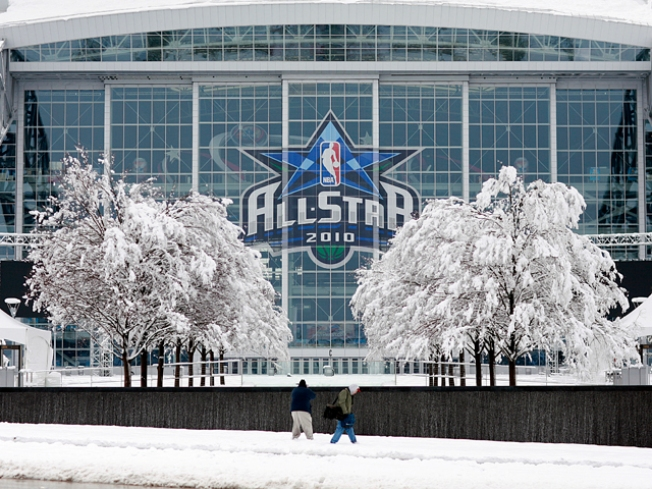 For NBA All-Star, Everything's Bigger in Texas