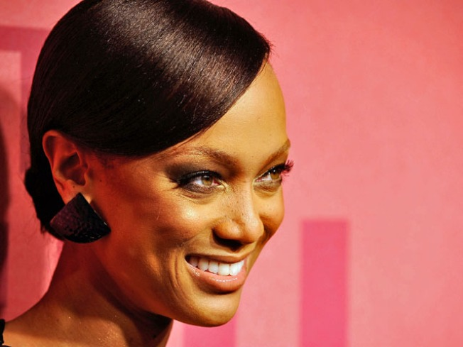 Tyra Banks: America's Next Top… Author?