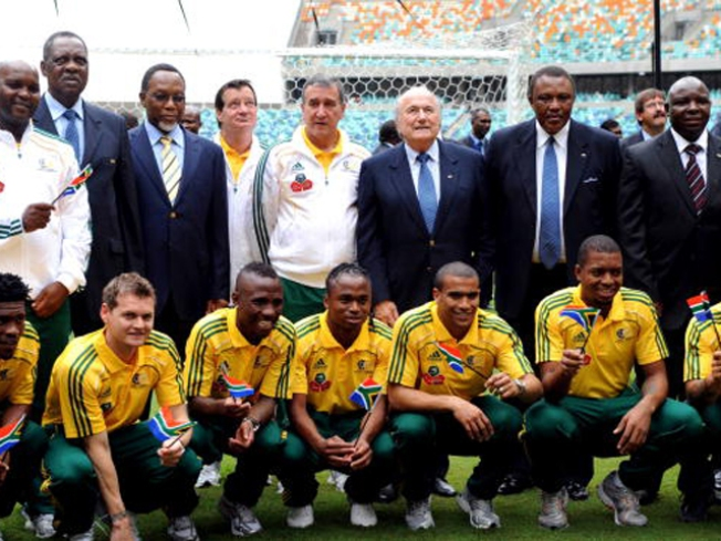 2010 FIFA Preview: South Africa