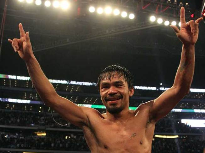 Talks to Begin Again for Pacquiao, Mayweather Bout
