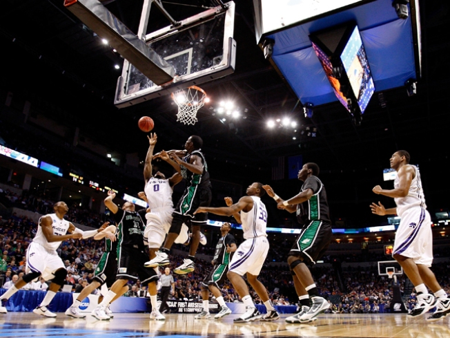 Third NCAA Time's Not the Charm for Mean Green