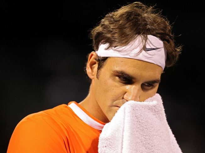 Mighty Federer Ousted at Wimbledon