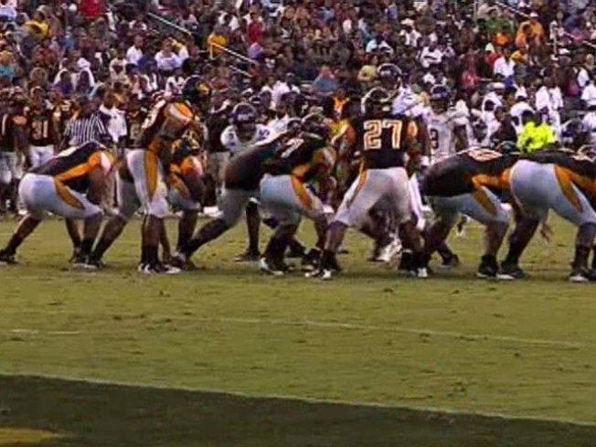 Grambling State Pulls Away for 34-17 Victory