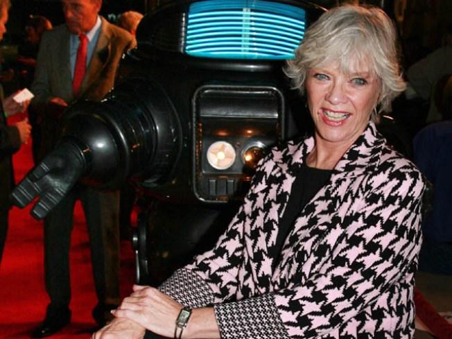 """Forbidden Planet"" Star Anne Francis Dies at 80"