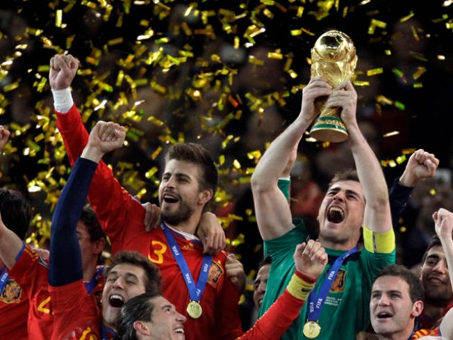 World Cup Site Selection Tainted By Bribery Scandal