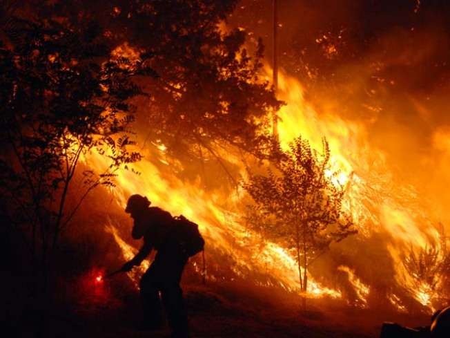 Perry Issues Disaster Proclamation Over Wildfires