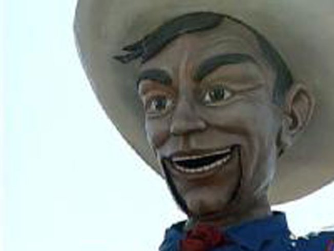 Big Tex Is Ready to See You