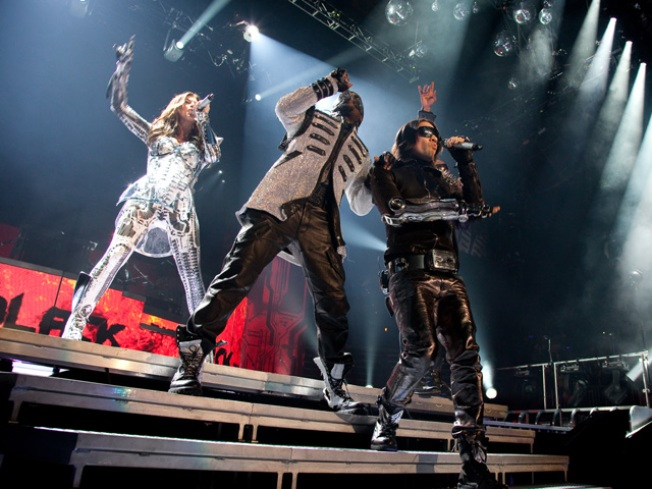 Black Eyed Peas to Rock Fair Park