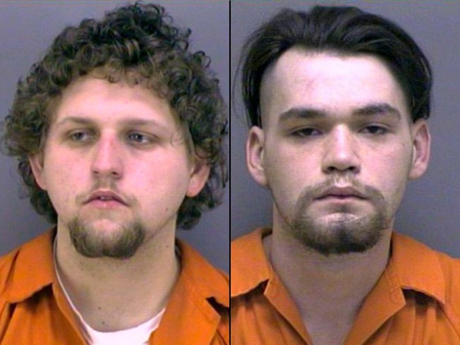 Church Arsonists Sentenced to Life in Prison