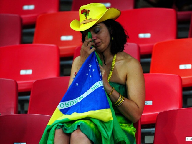 What! Brazil is Knocked Out of World Cup