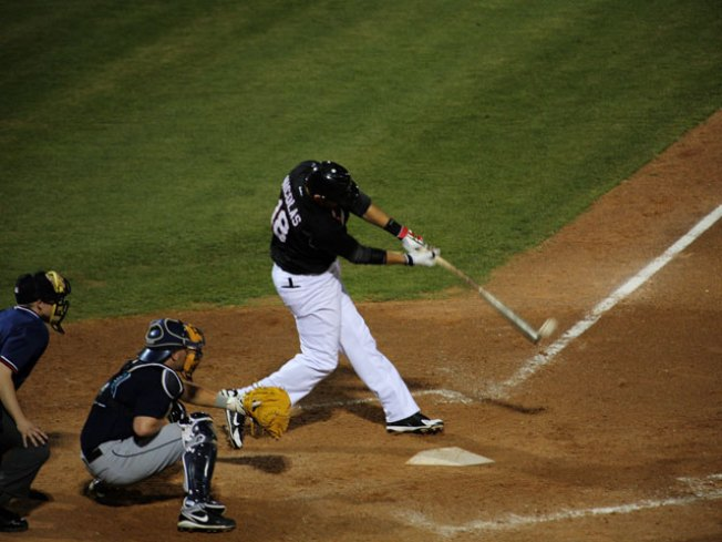 AirHogs' Nicolas Named Batter of the Month