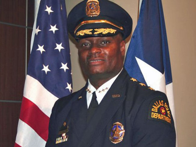 Brown Named Dallas Chief of Police