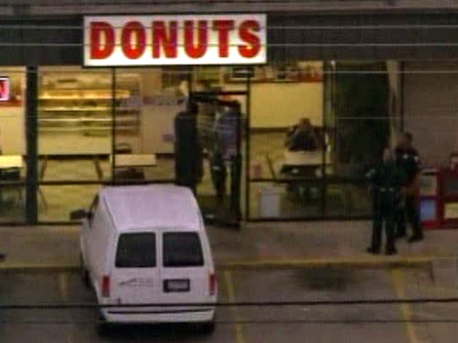 Police Blotter: Doughnut Shop Shooting