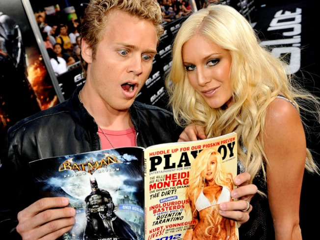 Exclusive: Spencer Pratt To Change His Name To 'King Spencer Pratt'