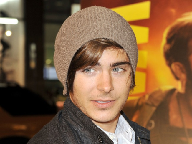"""Zac Efron: Action Movies Can Be a """"Kiss of Death"""""""