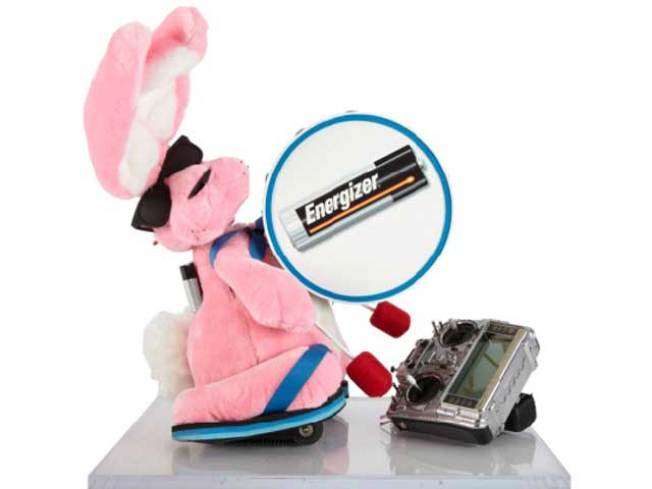 Energizer Bunny Sells for About $18,000