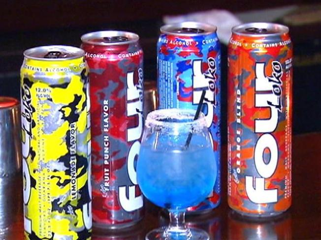 Four Loko is Back, But Different