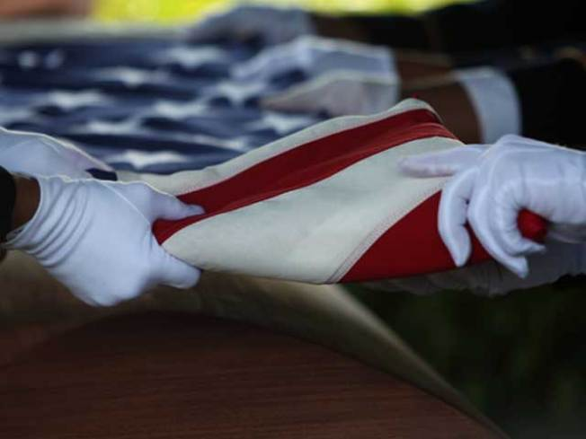 Terrell Mourns Death of Another Soldier