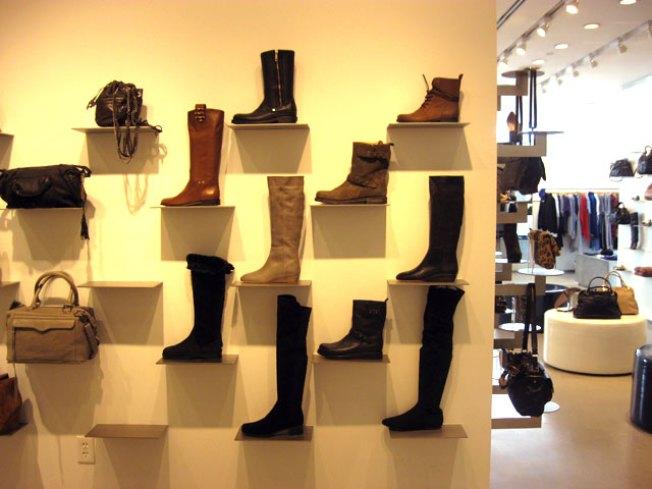 Fall Footwear: Foxy Flats