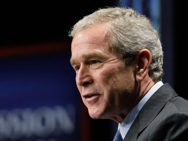 Bush Speaks at Fort Worth Religious School