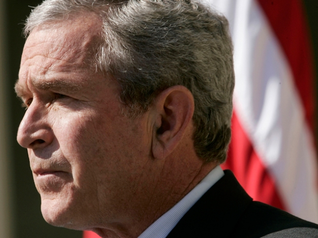 Bush Plans Quiet Remembrance for 9/11