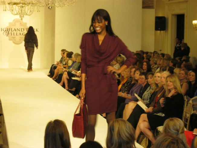 Stores of Highland Park Village Rock the Runway