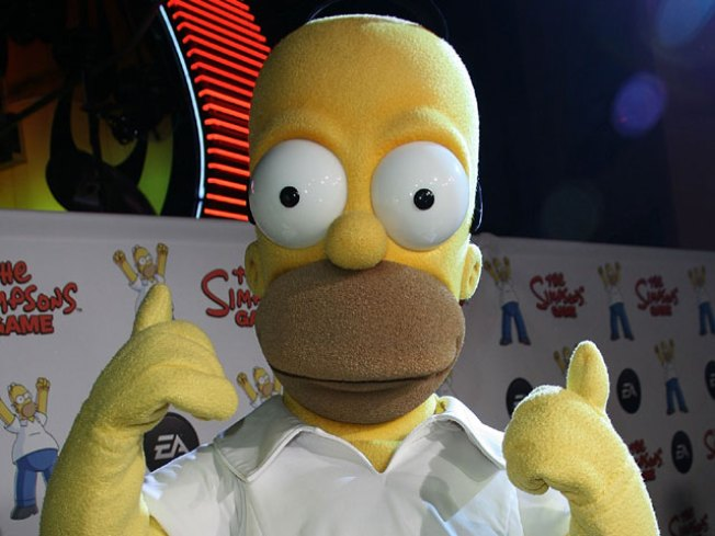 D'oh! An App From the Mouth of Homer Simpson