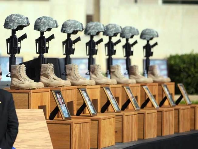 Pentagon: Fort Hood Review Due Jan. 15
